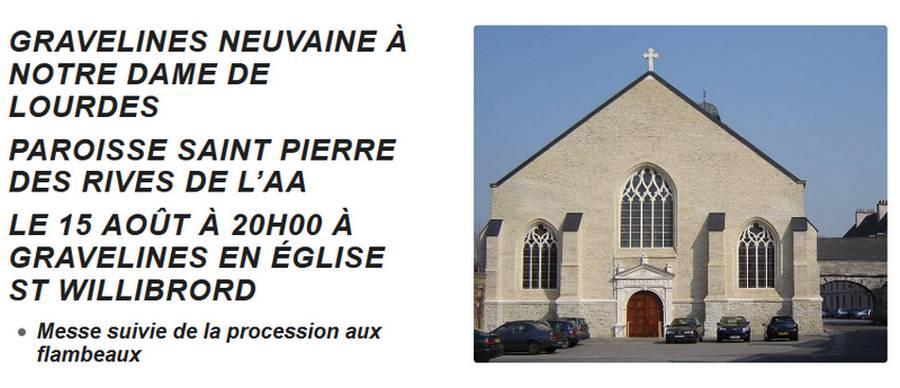 Gravelines Notre Dame de Lourdes 1