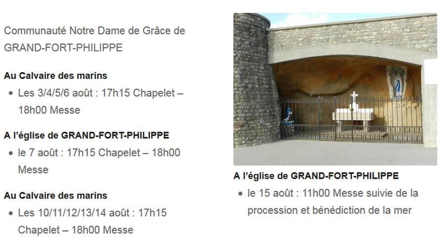 Gravelines Notre Dame de Lourdes 2