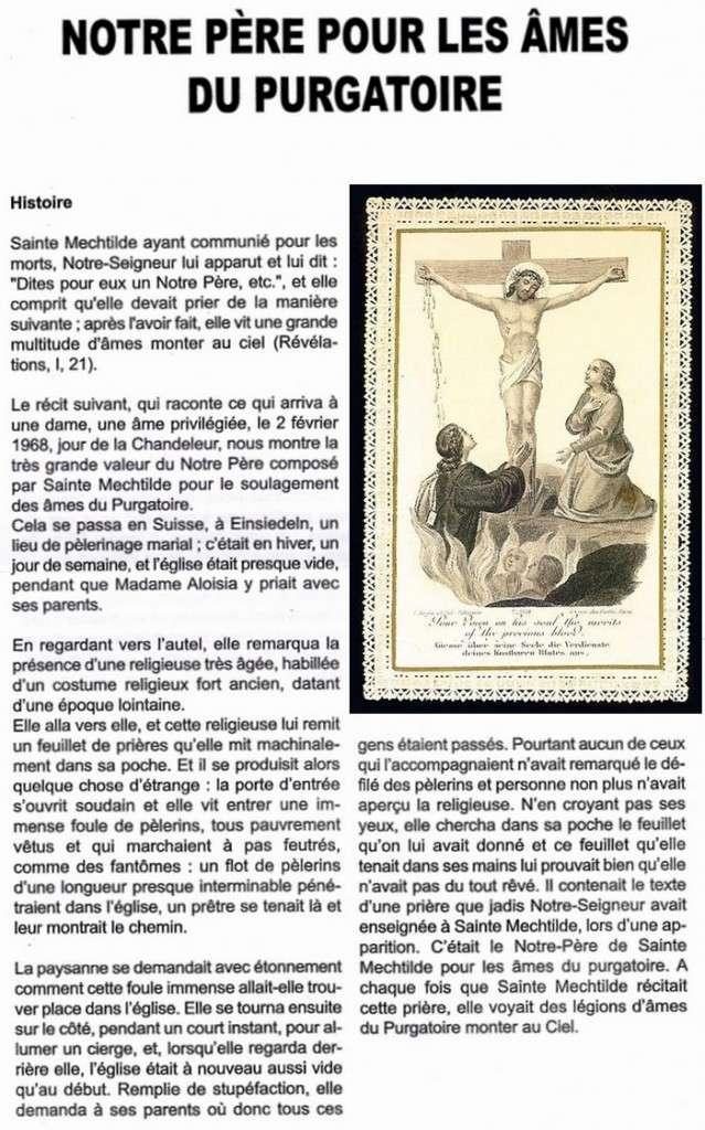 Sainte Mechtilde histoire